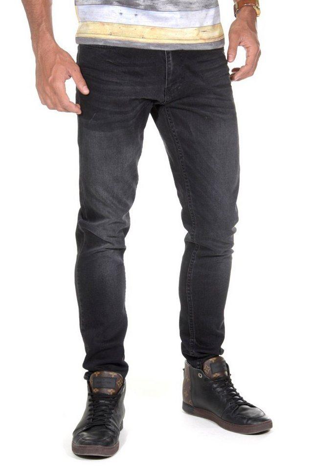 CATCH Jeans in schwarz