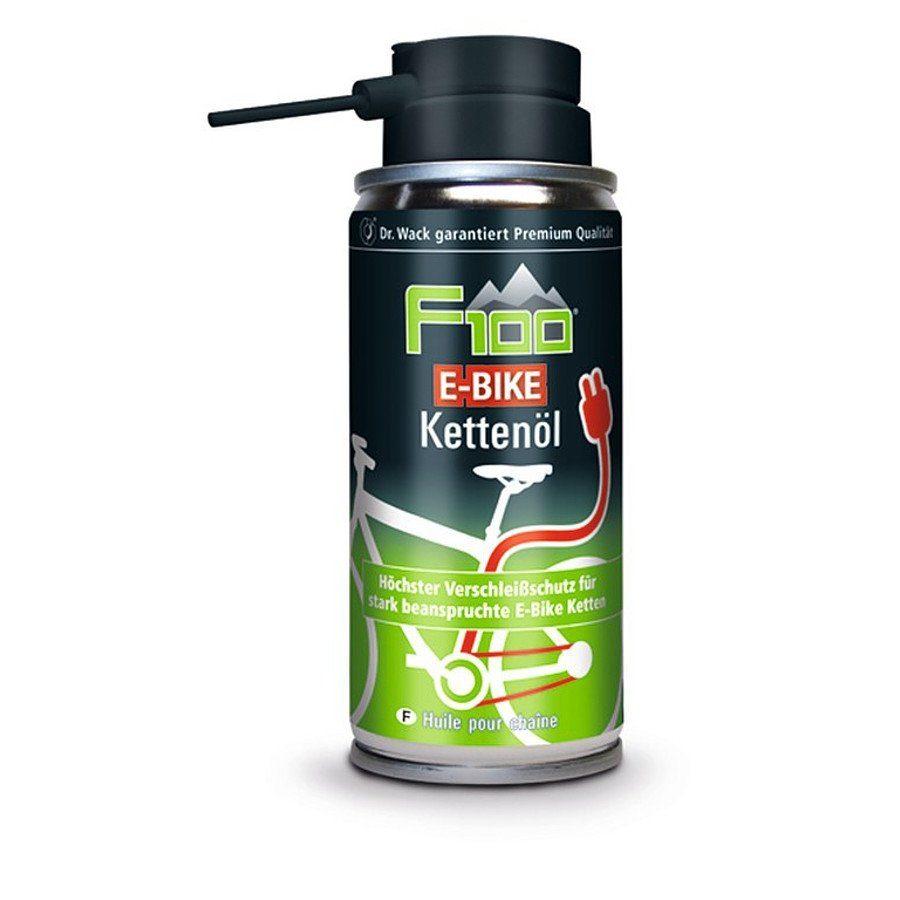 F100 Fahrrad Reiniger »Kettenöl E-Bike Spraydose 100ml«