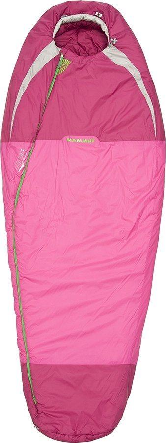 Mammut Schlafsack »Kompakt MTI 3-Season 170 Sleeping Bag Women« in pink