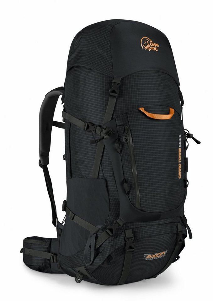 Lowe Alpine Sport- und Freizeittasche »Cerro Torre 65:85 Backpack Men« in schwarz