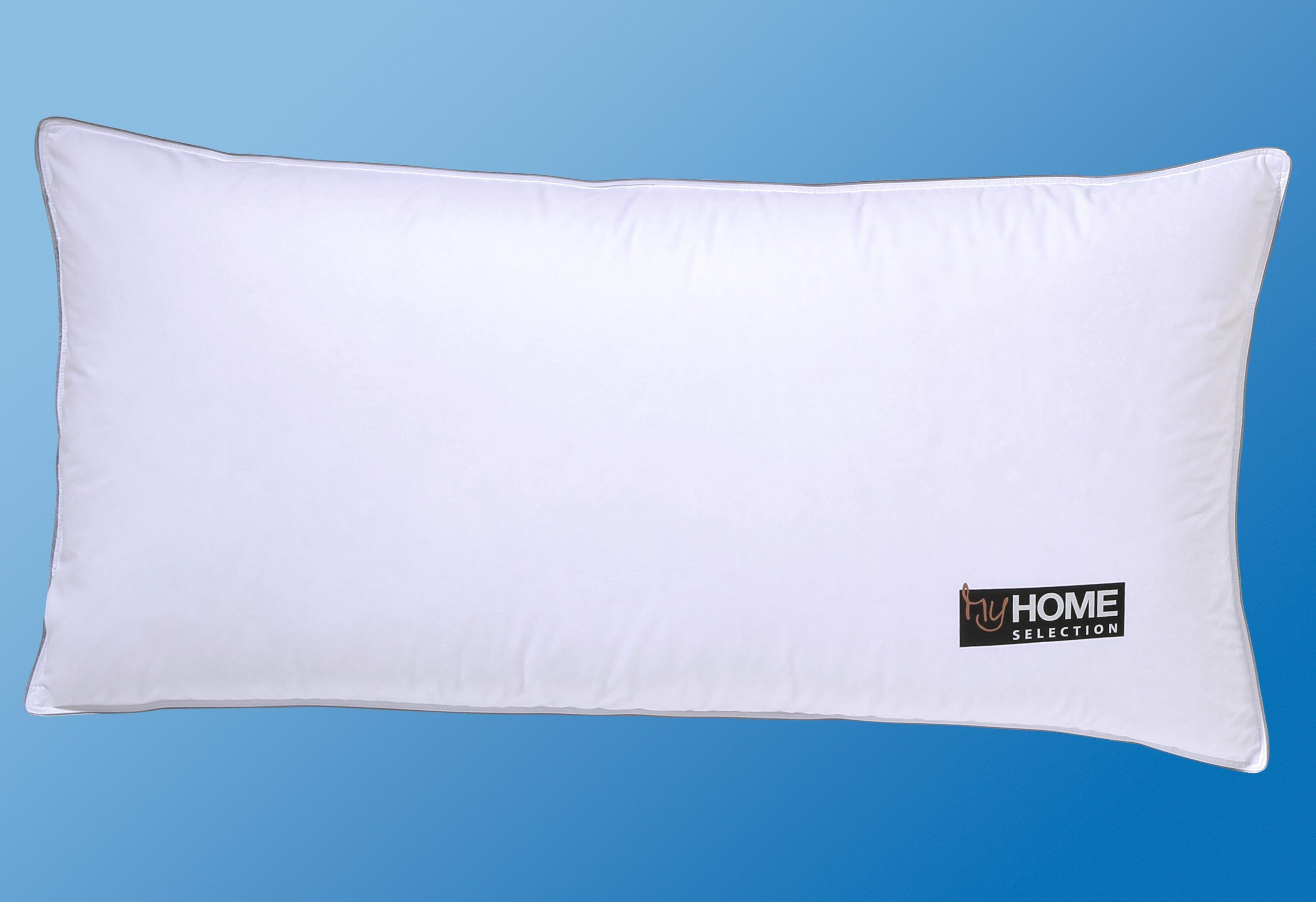 3-Kammer-Kopfkissen My Home Selection Paris 40x80 cm, Qualität Premium