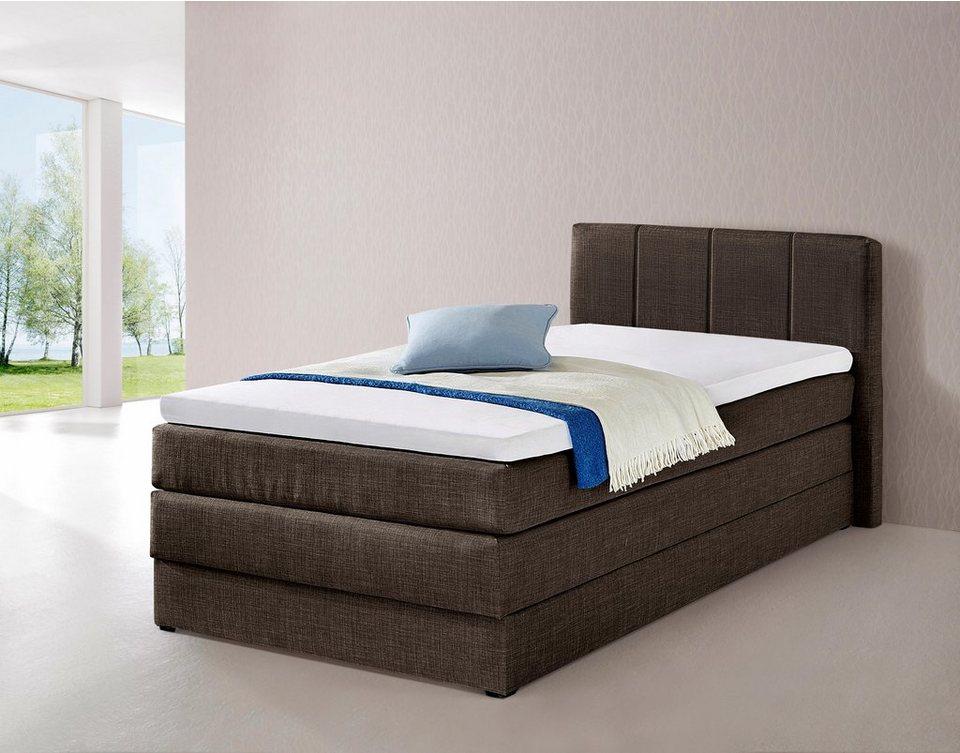 hapo boxspringbett mit bettkasten online kaufen otto. Black Bedroom Furniture Sets. Home Design Ideas