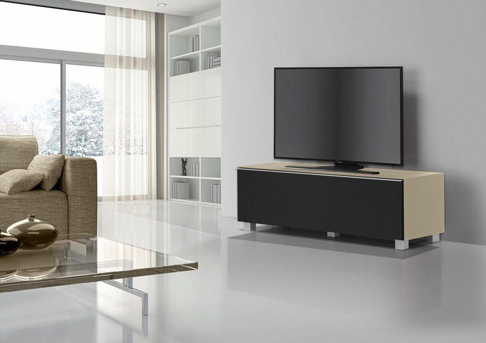 Maja Möbel Soundboard, Breite 140 oder 180 cm in Glas sand matt