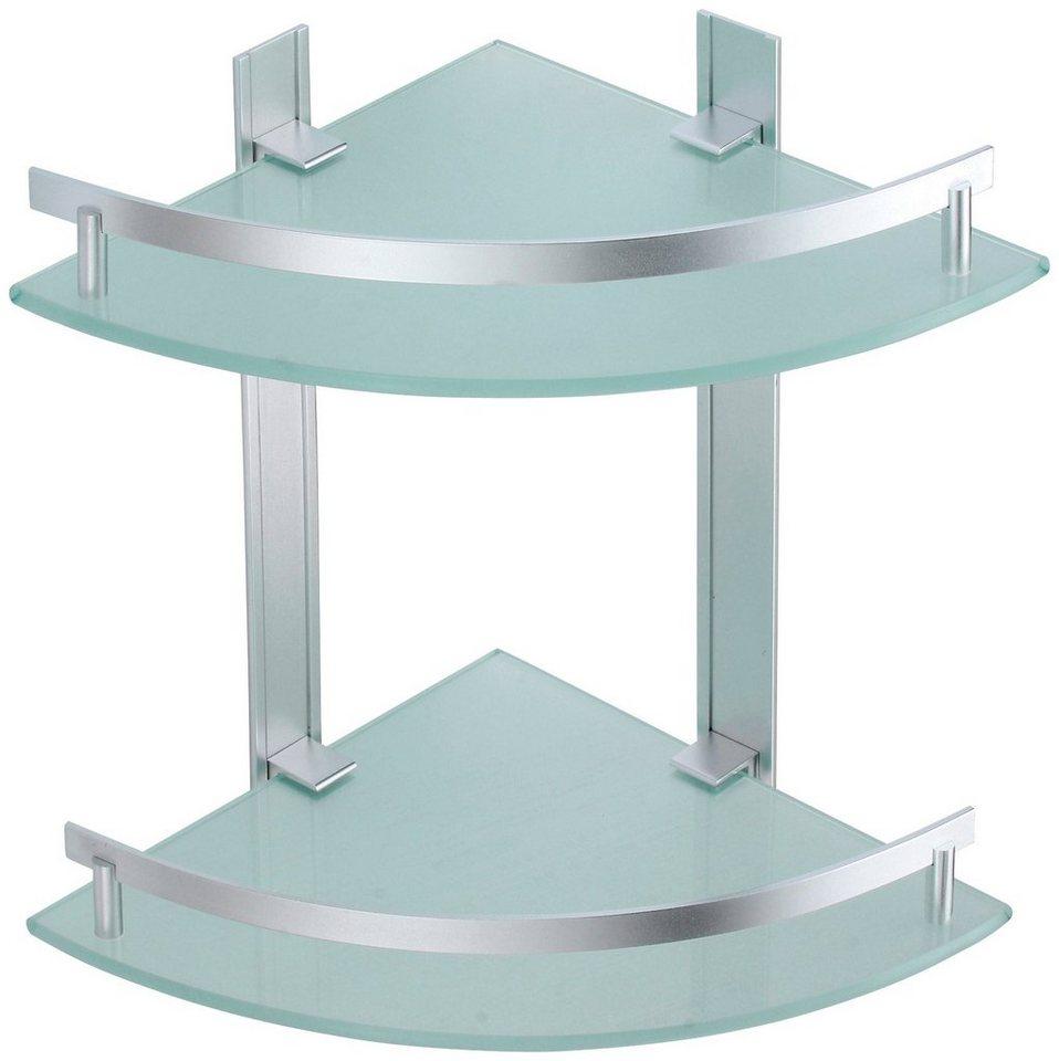 Duschablage Glas : Eckregal Aus Glas Preisvergleiche, Erfahrungsberichte und Kauf bei