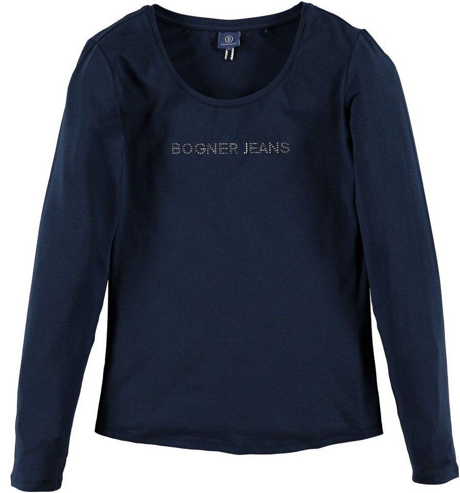Bogner Jeans Shirt in dress blue