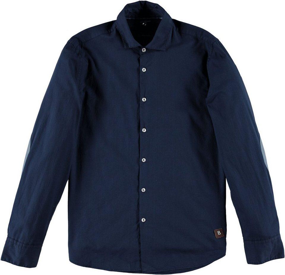 Bogner Jeans Hemd in mood indigo
