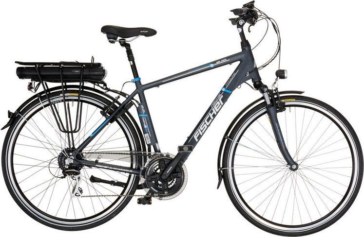 fischer herren trekking e bike 36v 250w hinterradmotor. Black Bedroom Furniture Sets. Home Design Ideas