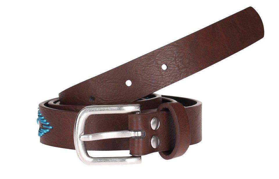 Highlight Company Gürtel in brown