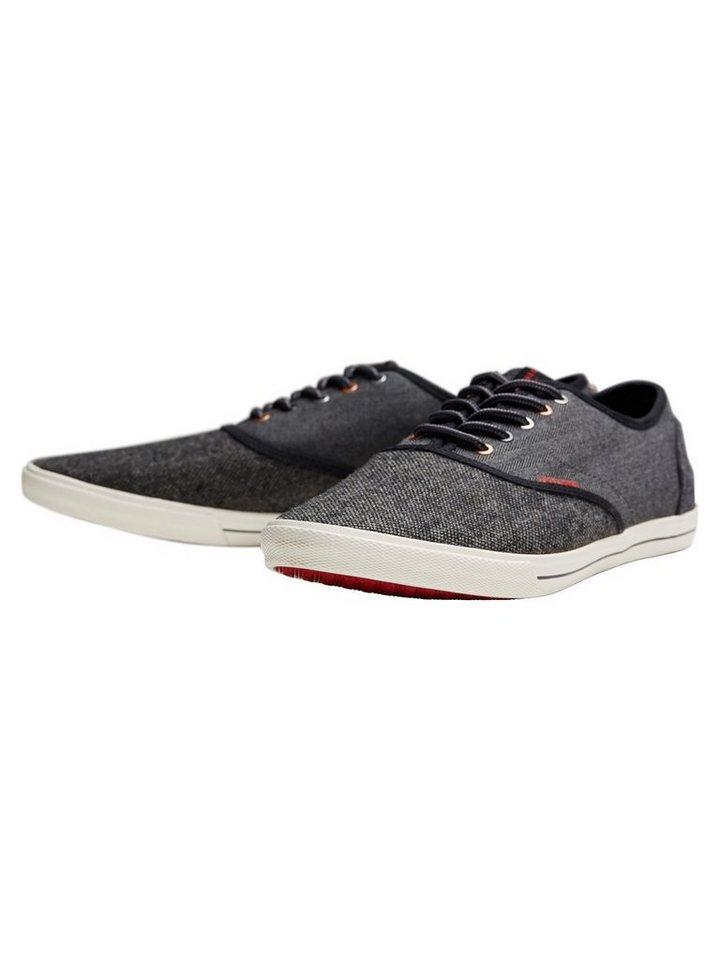 Jack & Jones Leichte Sneaker in Anthracite