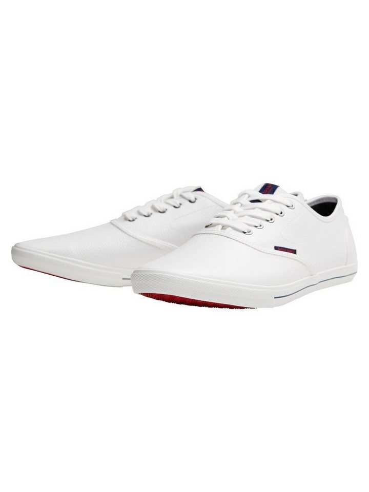 Jack & Jones Klassische Sneaker in Bright White