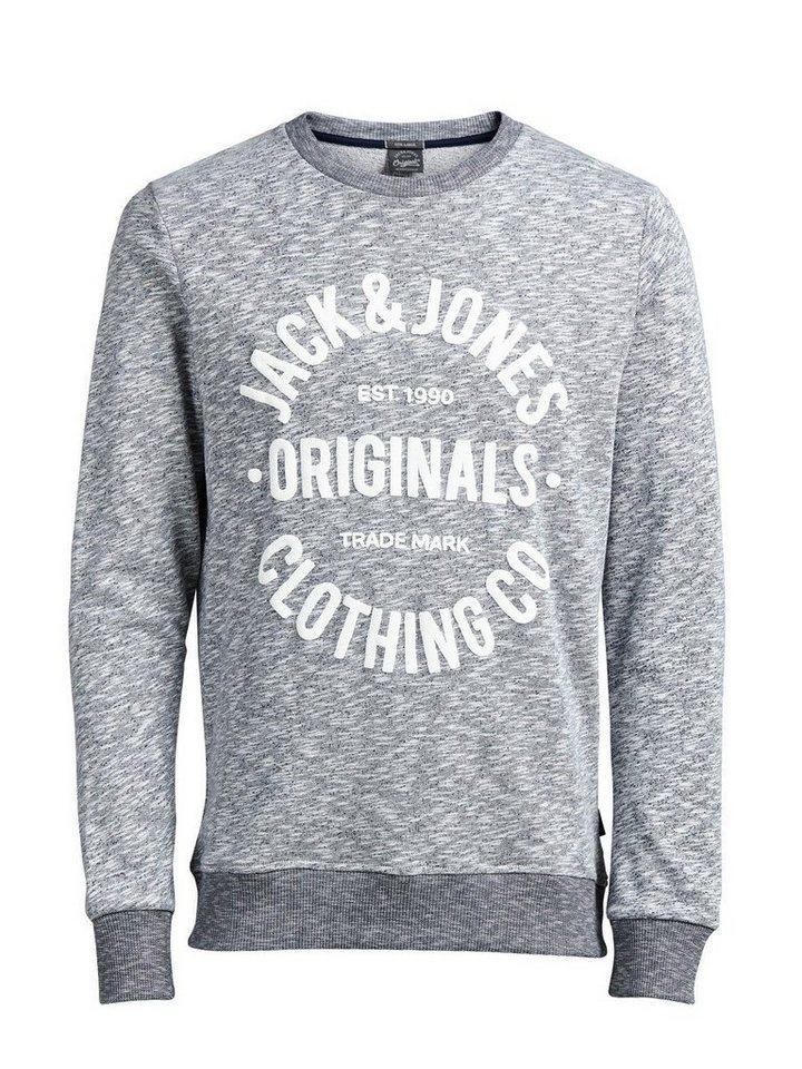 Jack & Jones Lässiges Sweatshirt in Navy Blazer