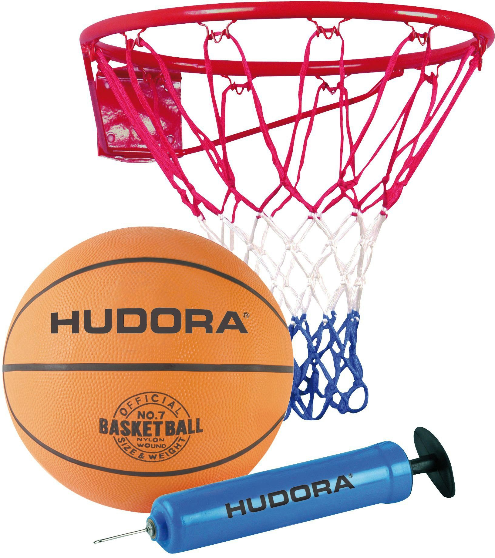 Hudora Basketballkorb, »Set Slam«