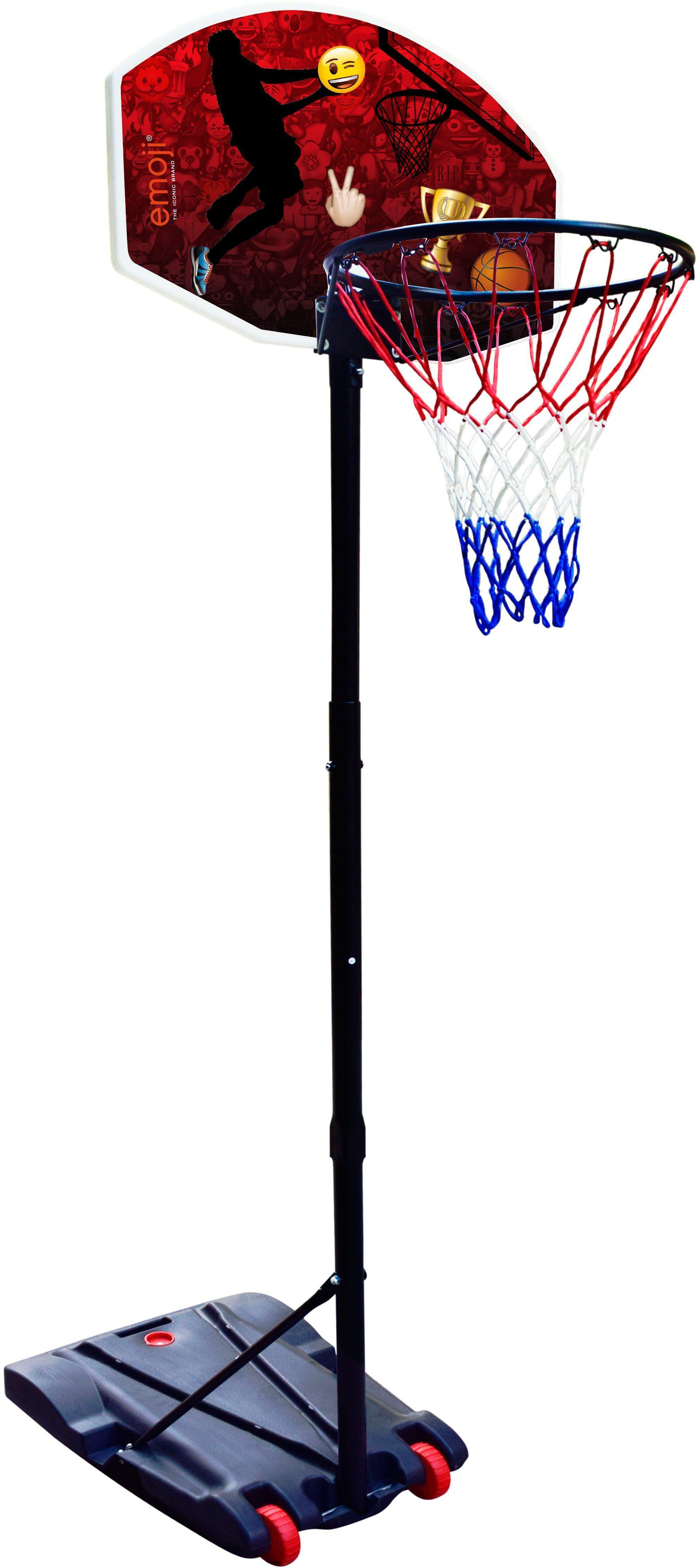 4Uniq Basketballkorbständer, »Emoji«