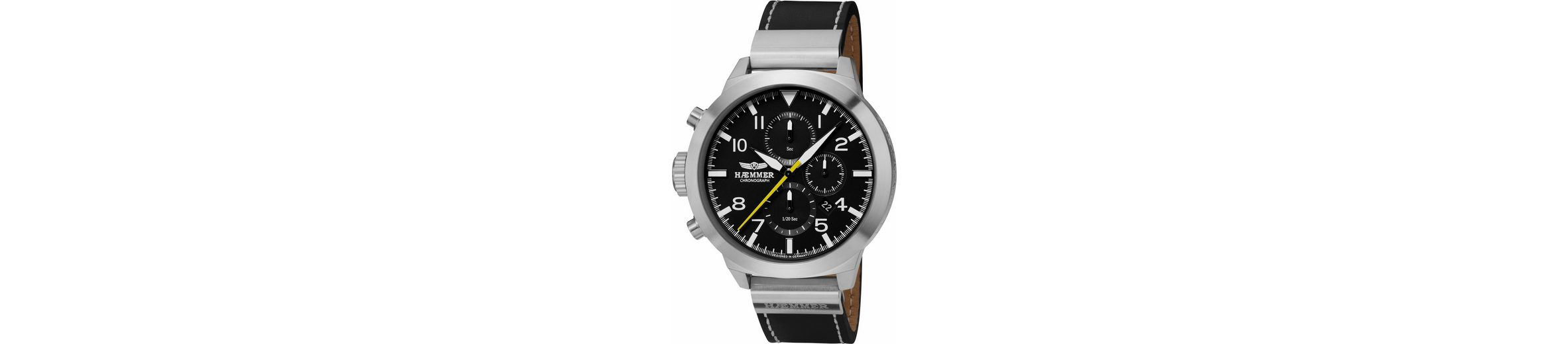 HAEMMER GERMANY Chronograph »AUTHENTIC, HF-01-D«