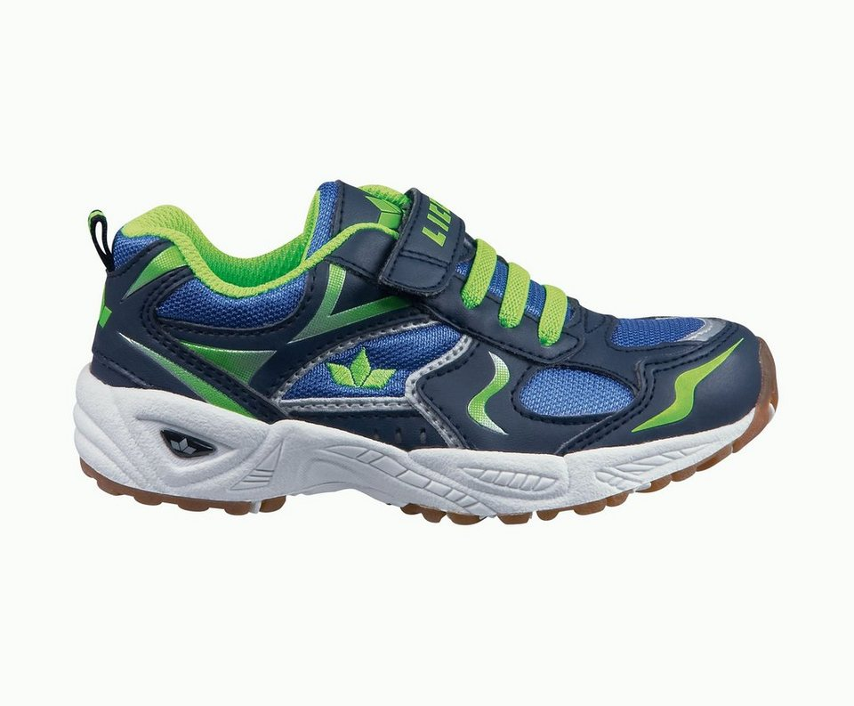 LICO Sportschuh »Bob VS« in blau/marine/lemon