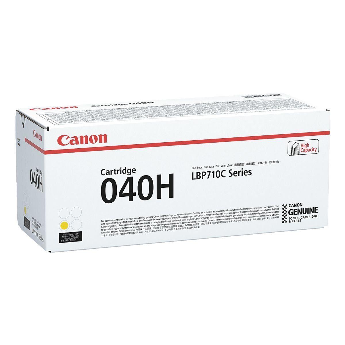 Canon Tonerpatrone »040HY«
