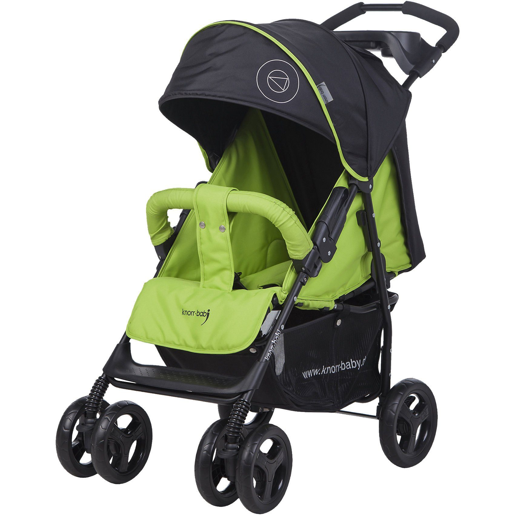 knorr-baby Sportwagen Vero XL Happy Colour, grün