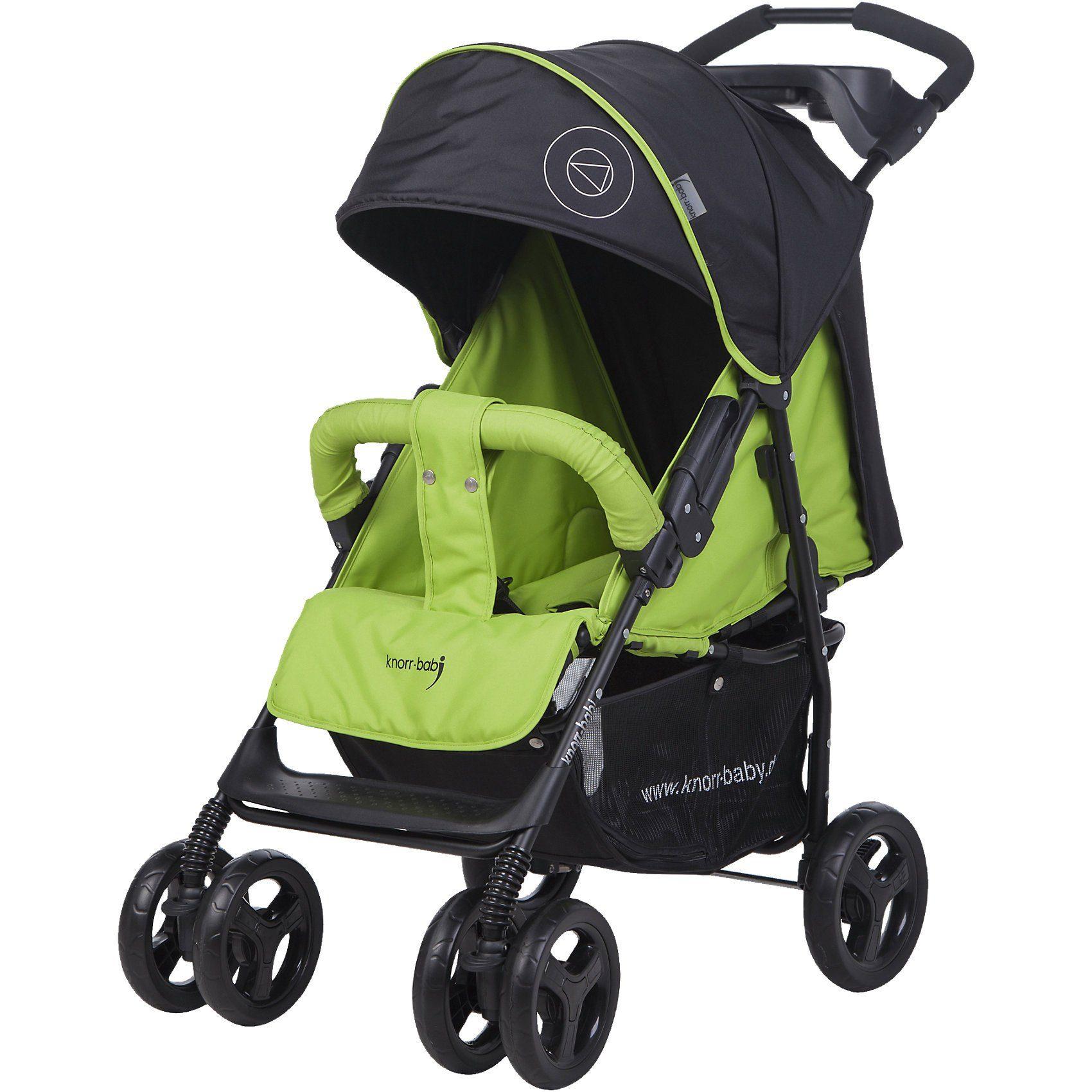 knorr-baby Sportwagen Vero XL Happy Colour, grün