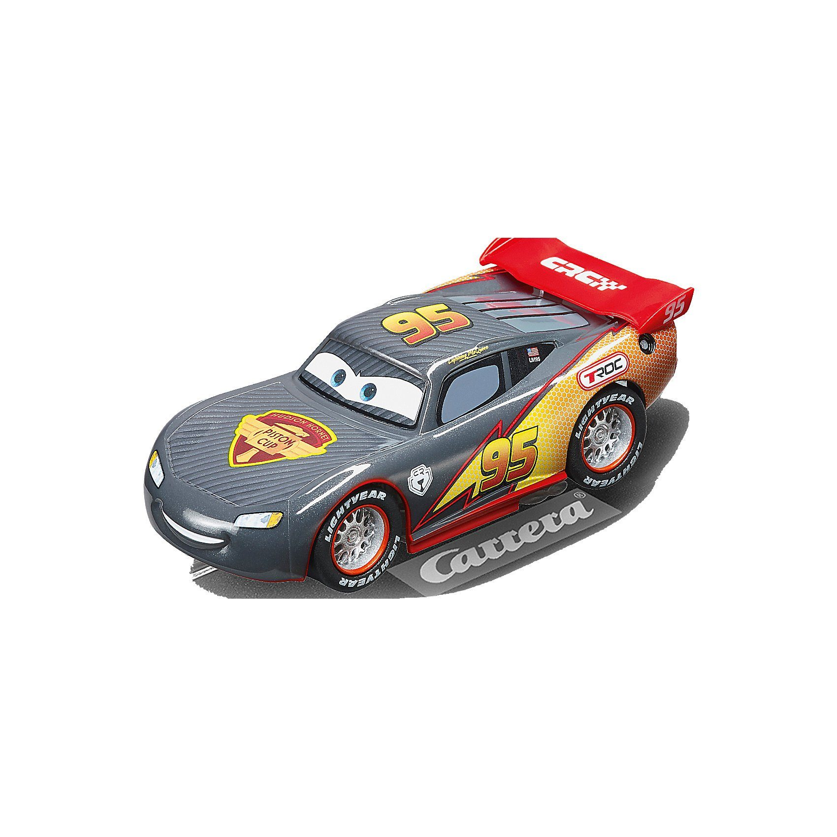 Carrera GO!!! 64050 CARBON Lightning McQueen