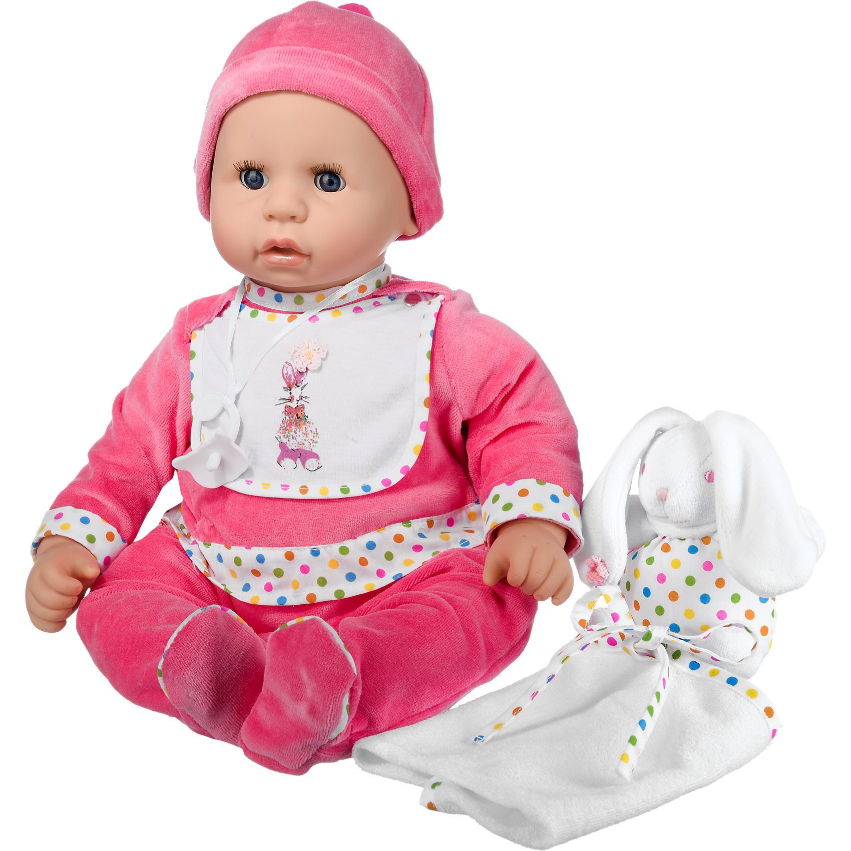 Götz Babypuppe Cookie happy spots, 7tlg, 48 cm