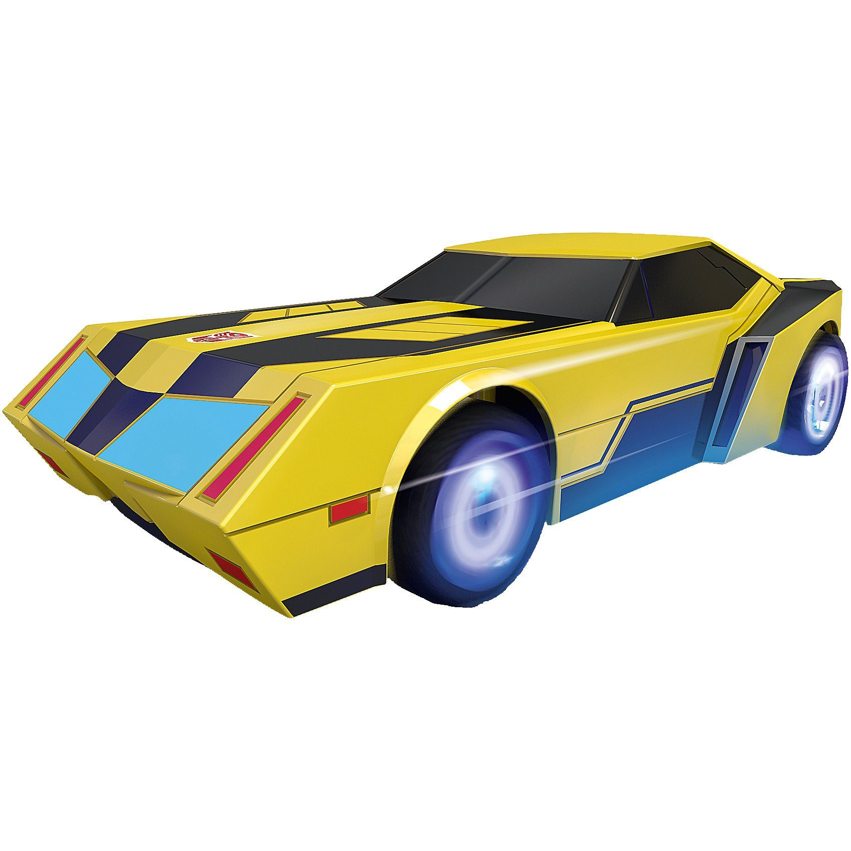 Dickie Toys Transformers RC Fahrzeug Turbo Racer Bumblebee