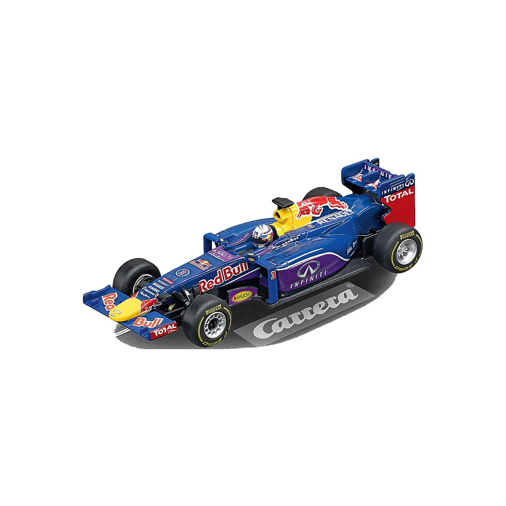 "Carrera GO!!! 64057 Infiniti Red Bull Racing RB11 ""D.Ricciardo, No."