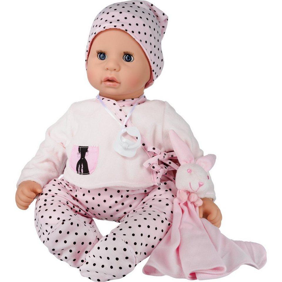 Götz Babypuppe Cookie ladies & spots, 6tlg, 48 cm