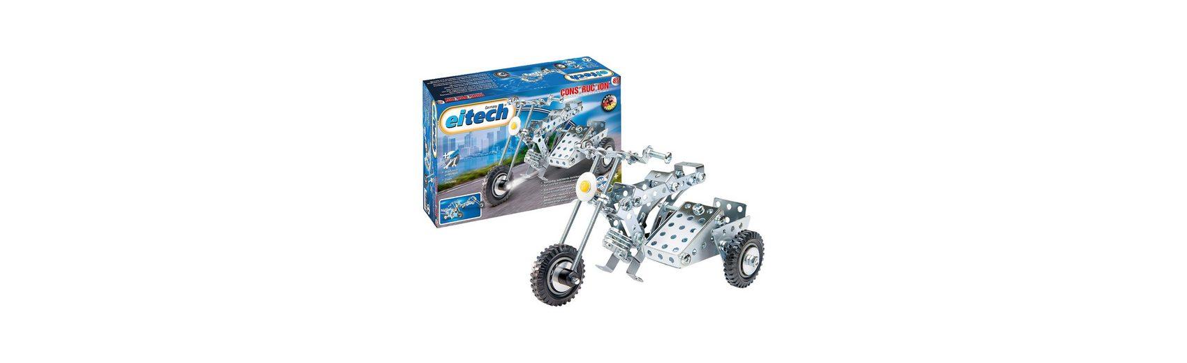 Eitech Metallbaukasten Motorrad-Variationen