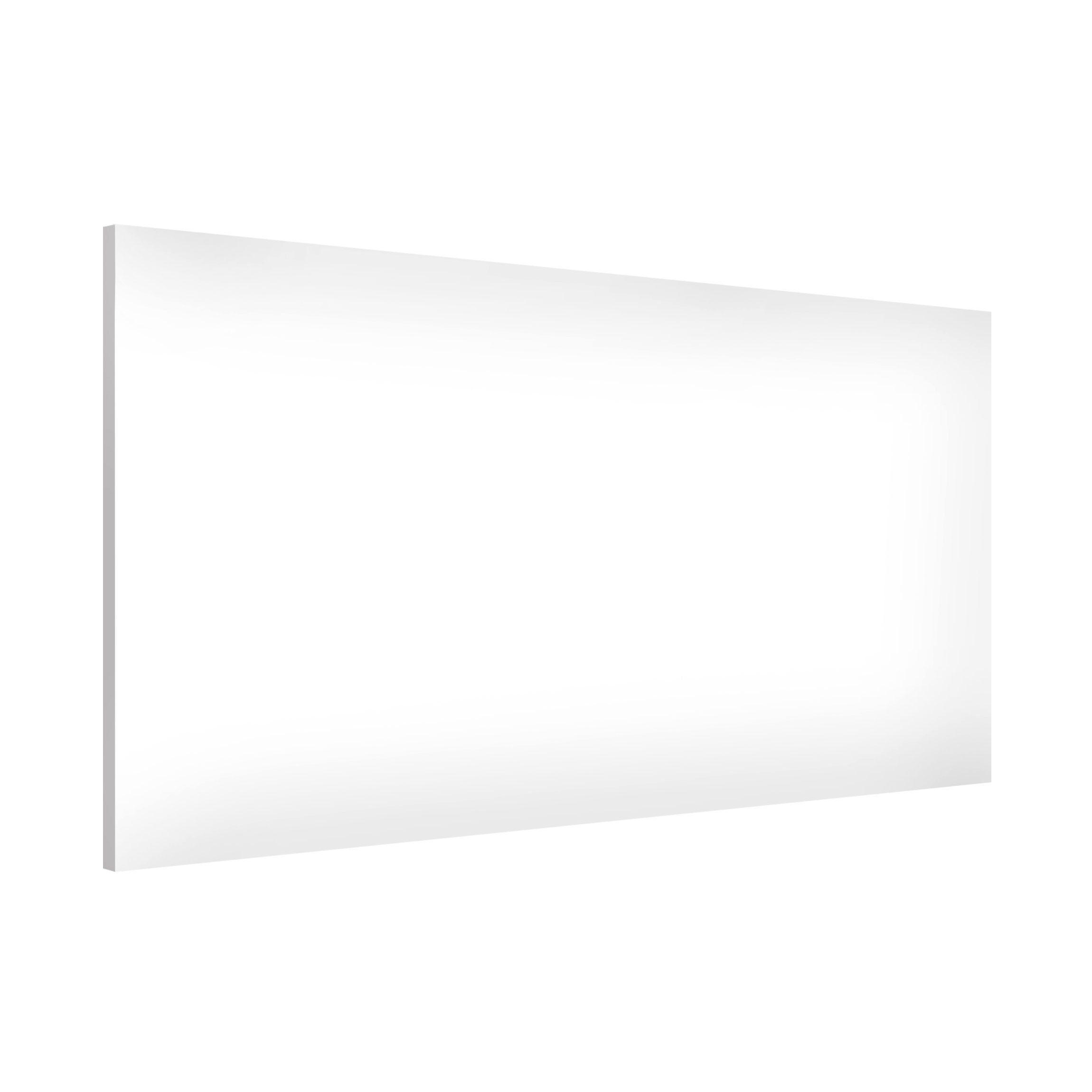 Bilderwelten Magnettafel Quer 37cm x 78cm »Colour White«