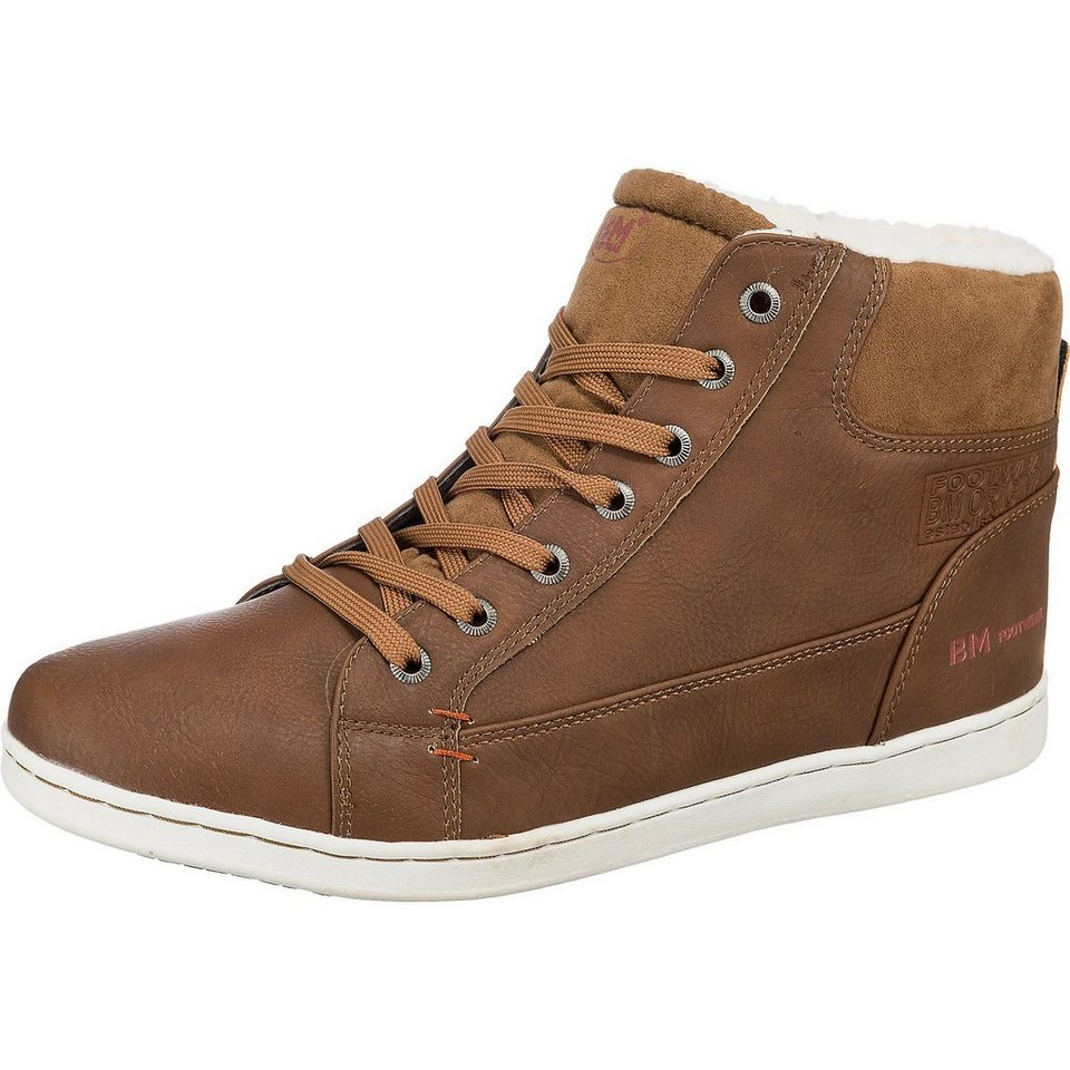 BM Footwear Sneakers in braun