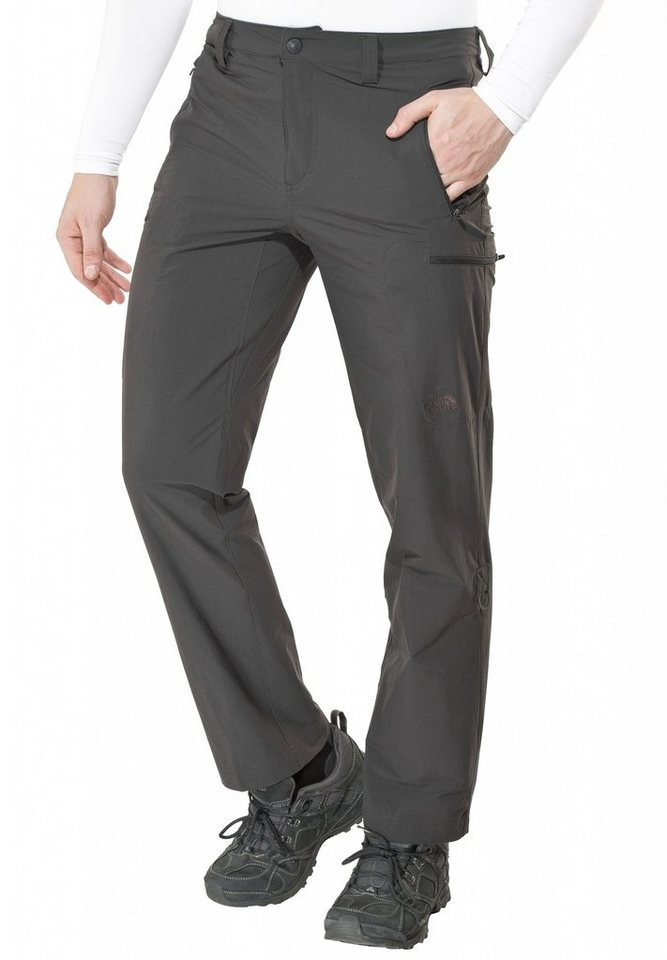 The North Face Outdoorhose »Exploration Pant Men Regular« in grau