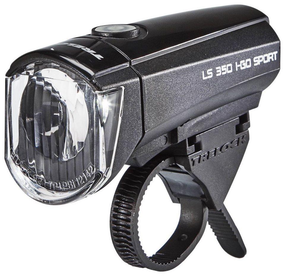 Trelock Fahrradbeleuchtung »LS 350 I-GO Frontscheinwerfer«