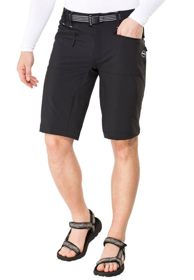 High Colorado Hose »Monte Trekkingshorts Herren« in schwarz