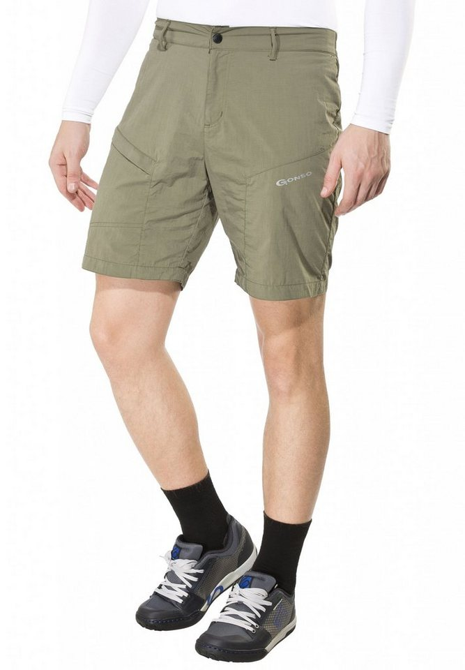 Gonso Radhose »Bike Shorts Herren« in oliv