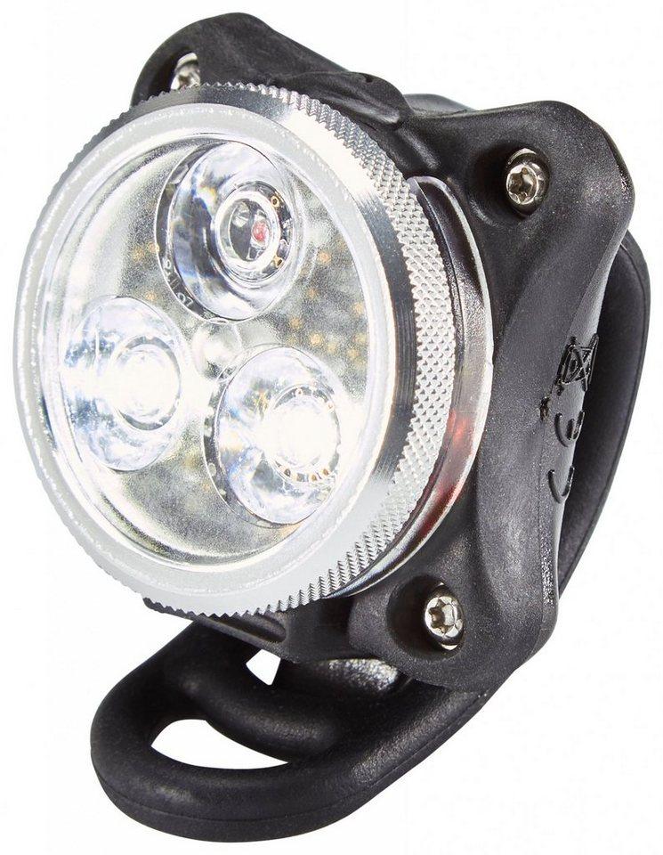Lezyne Fahrradbeleuchtung »Zecto Drive Pro Sicherheitslicht silber«