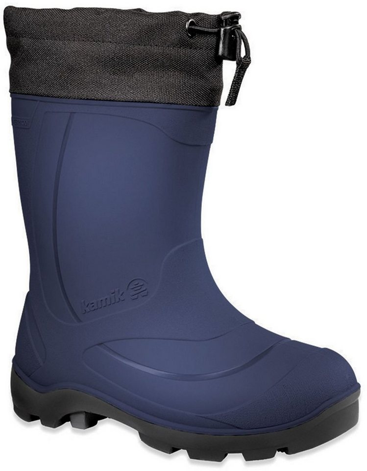 Kamik Stiefel »Snobuster1 Rubber Boots Kids« in blau
