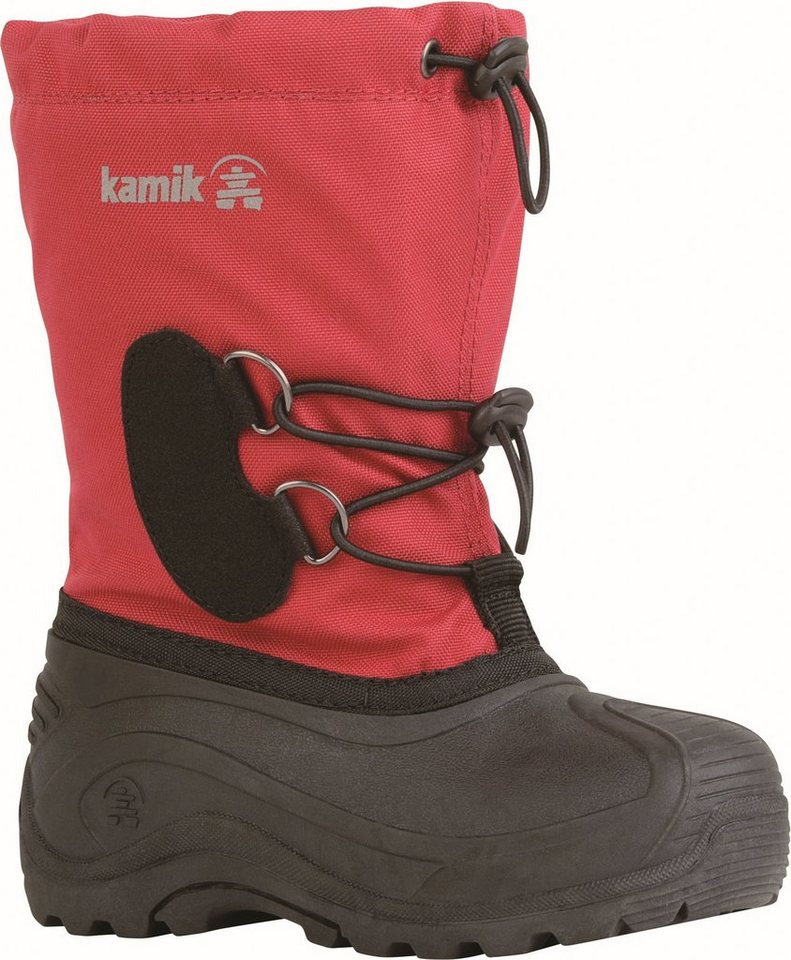 Kamik Stiefel »Southpole3 Winter Boots Child« in rot
