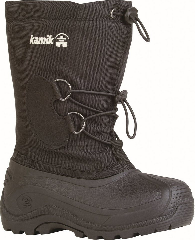 Kamik Stiefel »Southpole3 Winter Boots Kids« in schwarz