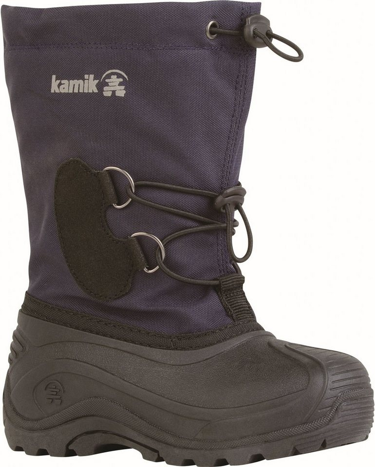 Kamik Stiefel »Southpole3 Winter Boots Child« in blau
