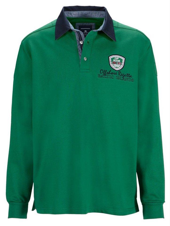 Babista Sweatshirt in grün