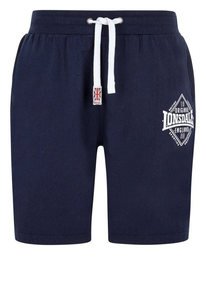Lonsdale Short in Navy