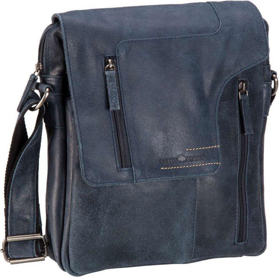 Greenburry Rough & Tough Revolver Bag in Jeans