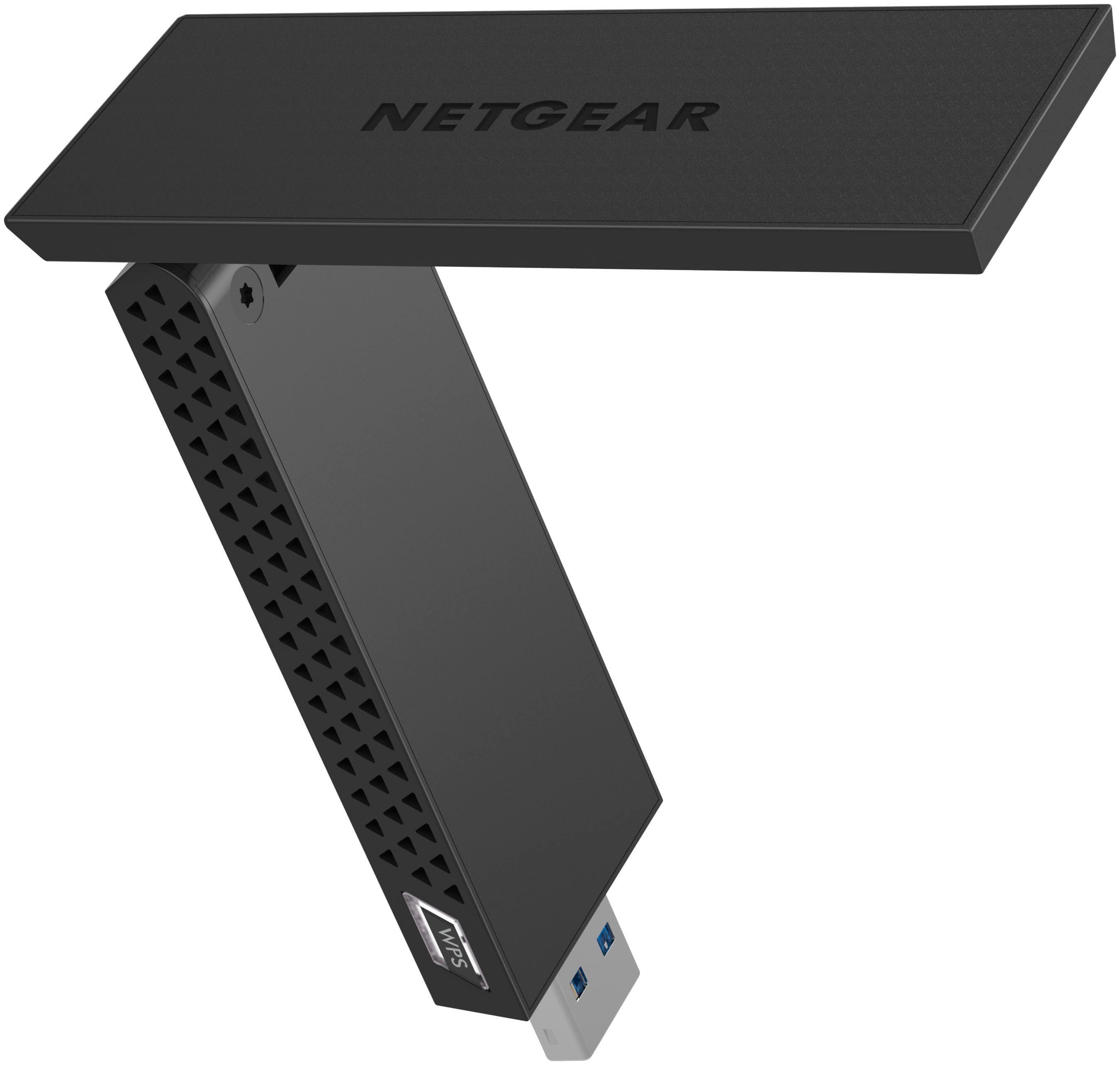 Netgear WLAN Adapter »AC1200-High-Gain-WL-USB-Adapt«