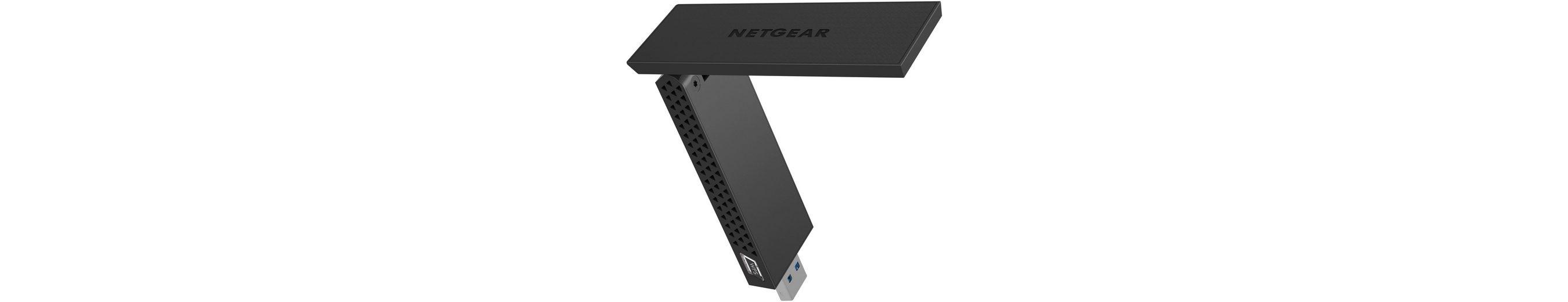 Netgear WLAN Adapter »AC1200-High-Gain-WL-USB-Adapt«