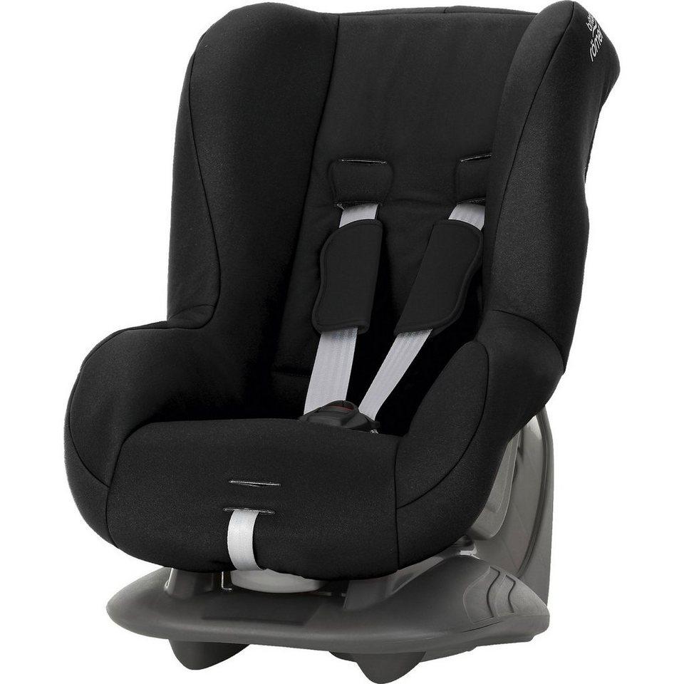 Britax Auto-Kindersitz Eclipse, Cosmos Black, 2016 in schwarz