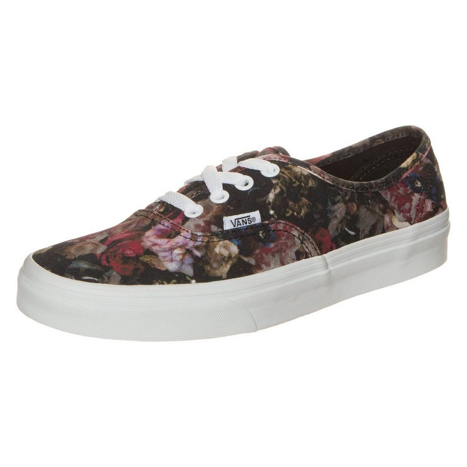 VANS Authentic Moody Floral Sneaker Damen in bunt / weiß