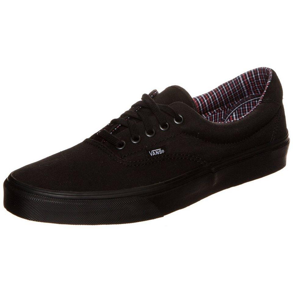 VANS Era 59 Sneaker in schwarz