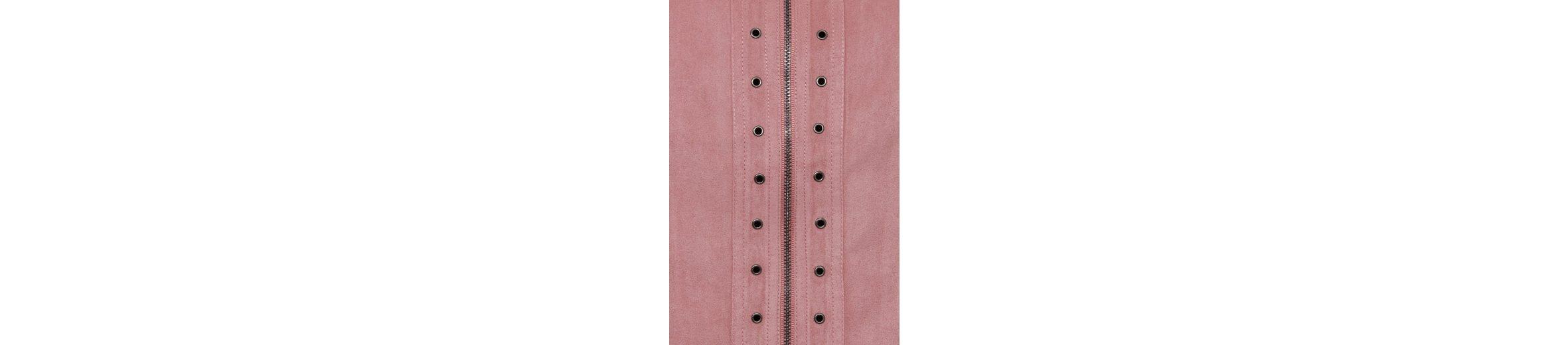 VIA APPIA DUE Coole Jacke mit Nieten-Detail Neueste Online uQd5gS2Ri3