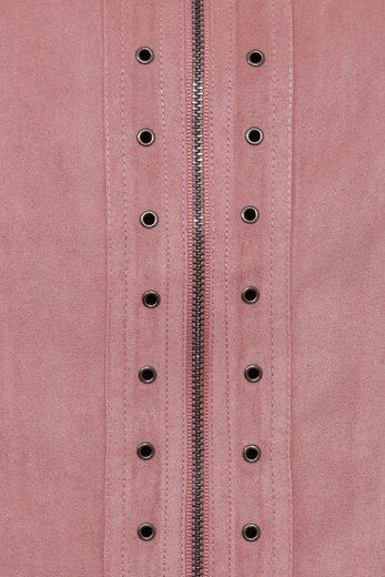 VIA APPIA DUE Coole Jacke mit Nieten-Detail