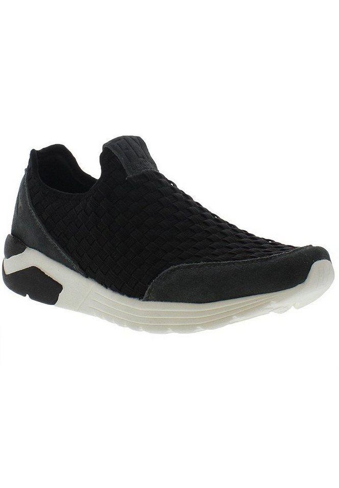 FLY LONDON Sneaker,Schnürschuhe »SAUF826FLY« in schwarz